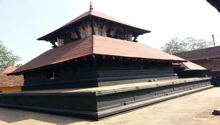 Sri Ayyappan Kavu Temple at Cheruppulasseri