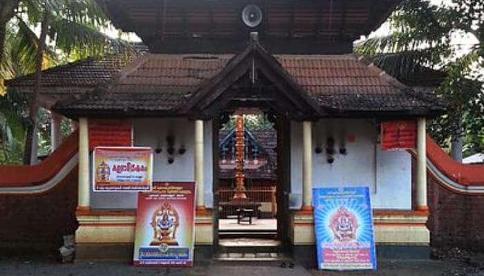 Sri Thirupuraikkal Bhagavathy Temple