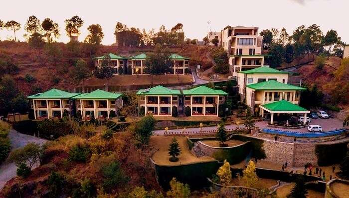 Resorts in Solan