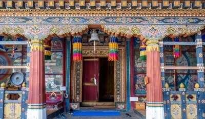 Temples In Bhutan