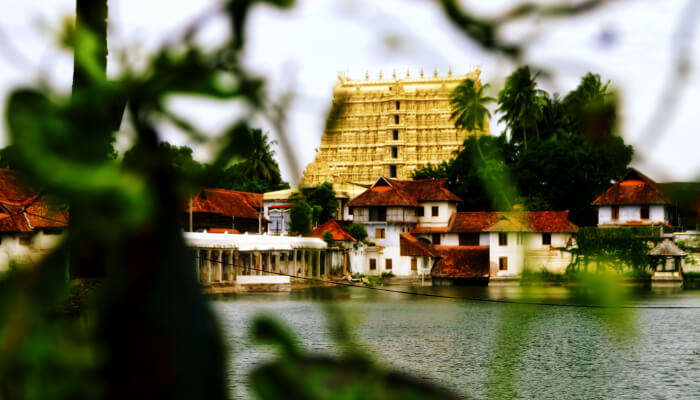 Temples In Kovalam cover