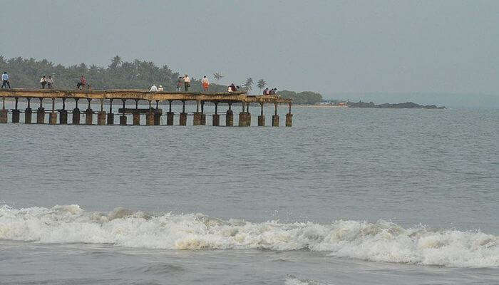 Thalassery in South India