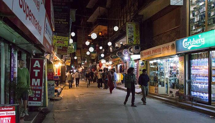 A Night Market
