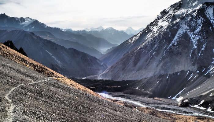 Highest Mountains