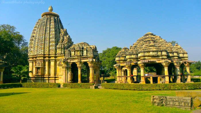 Shiva temples around Hills