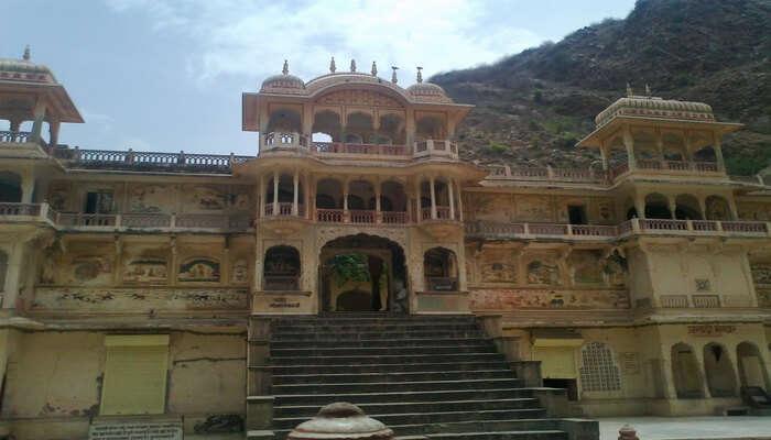 The Galtaji Temple