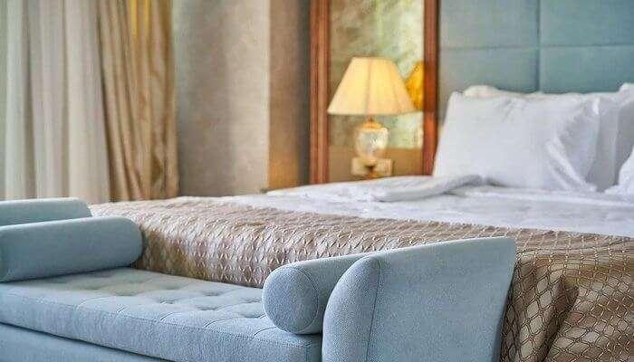The Leela Ambience Hotel