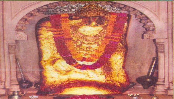 The Mehandipur Balaji Temple