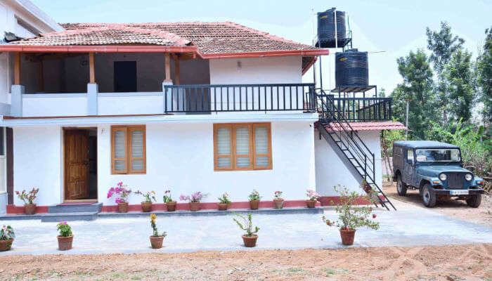 Old Homestay in Madikeri