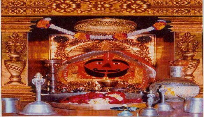 The Salasar Balaji Temple In Churu