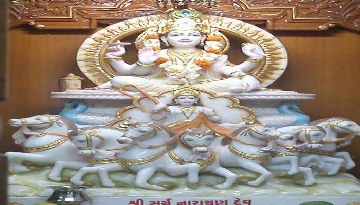 The Surya Narayan Temple