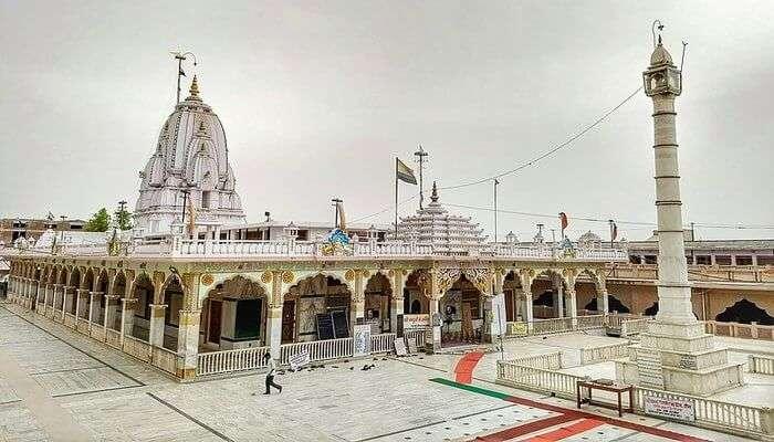 The Tijara Jain Temple