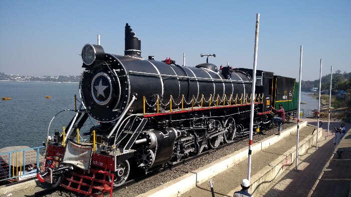 railway museum in bhopal