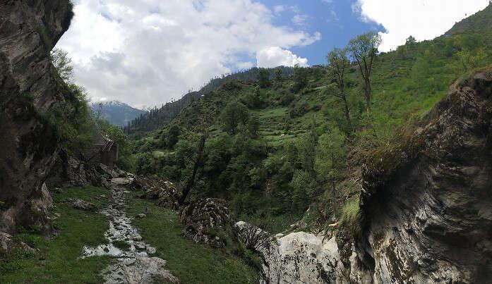 most popular trekking spots