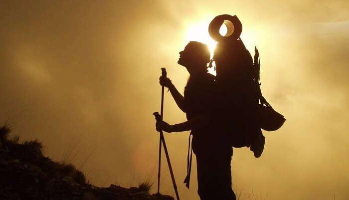 Trekking In Goa cover