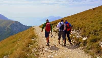 trekking view in rishikesh