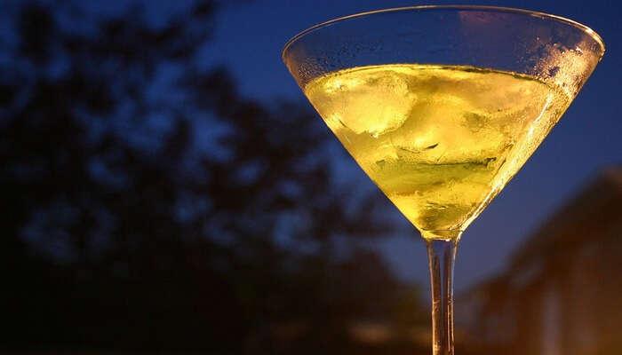 Cocktails Green Apple