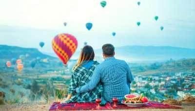 Valentine's Day In Turkey cover