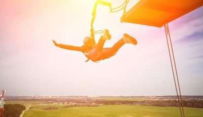 bungee jumping in Bangalore