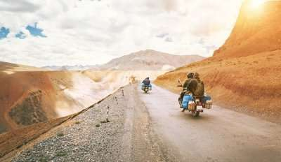cover - Ladakh adventure sports
