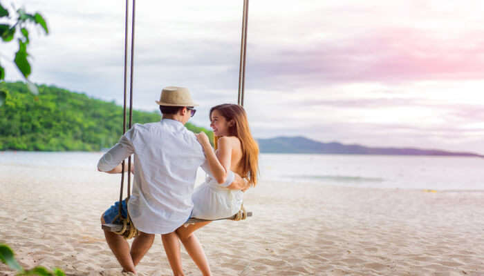 Best Honeymoon Places In World In April