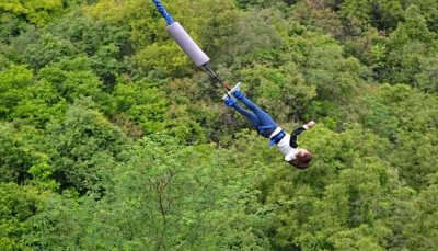 Adventurous Bungee Jumping In Pattaya