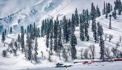 Srinagar In December