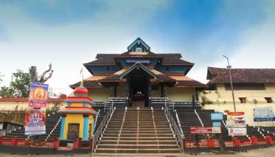 Beautiful Temples in Palakkad