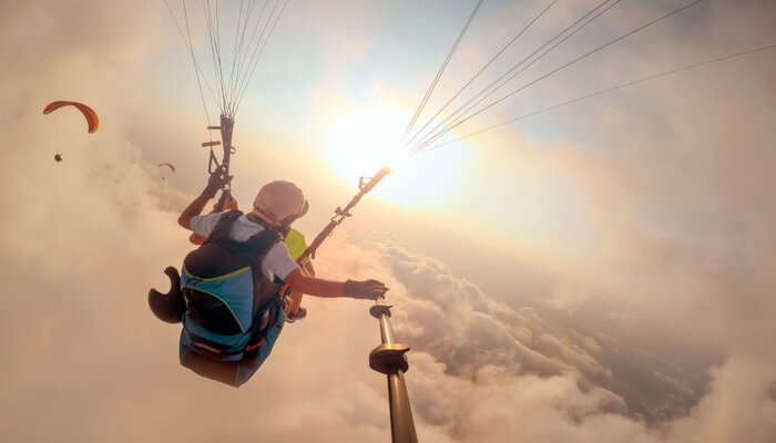 Incredible Adventure Sports In Mahabaleshwar