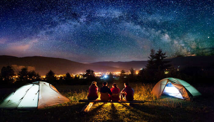 Best bhandardara camping