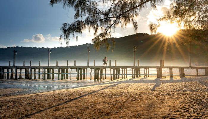 Blissful Cambodia In March