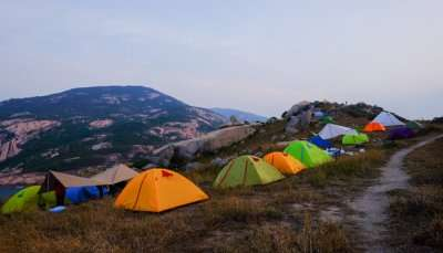Awesome camping In Hong Kong