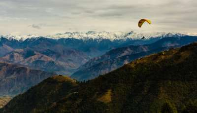 Adventure sports in Dalhousie