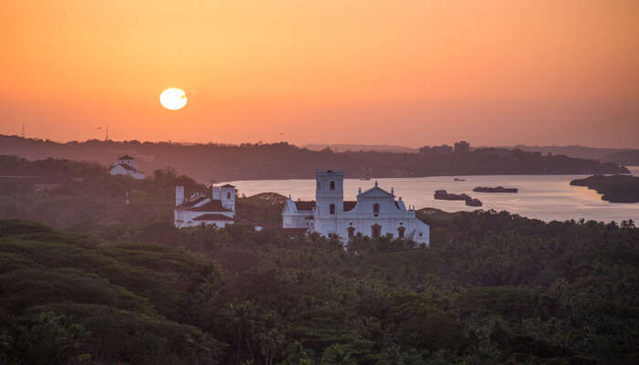 Things To Do In Old Goa