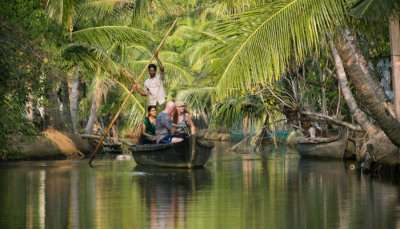 Kollam boating cover