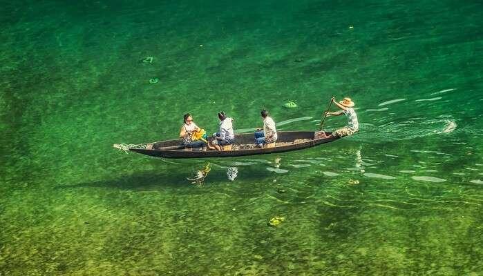dawki meghalaya