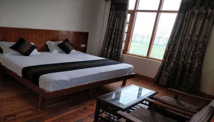 Aalayam Homestay room