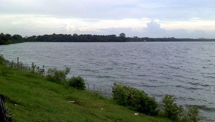 lake in nagpur