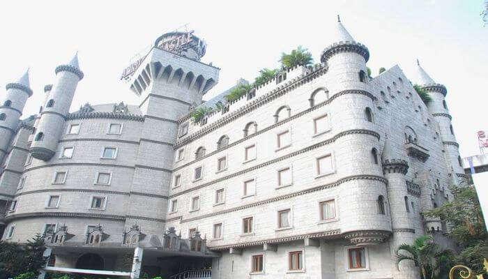 Amrutha Castle in Telangana