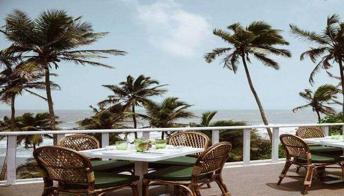 Antares in Goa