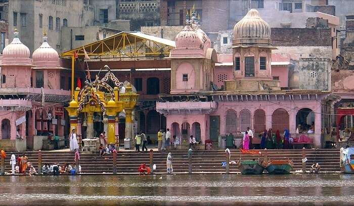 festival seasons including Janmashtami (The birthday of Lord Krishna), Radha-Ashtami