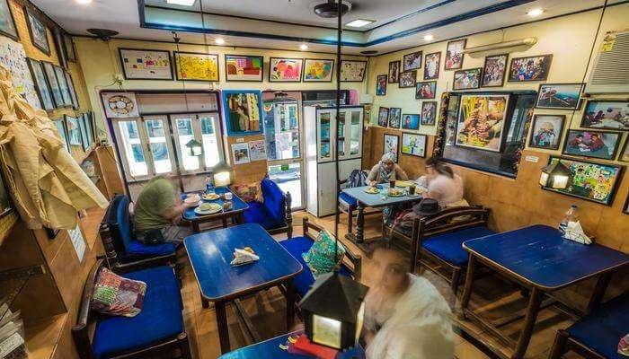 Brown Bread Café View