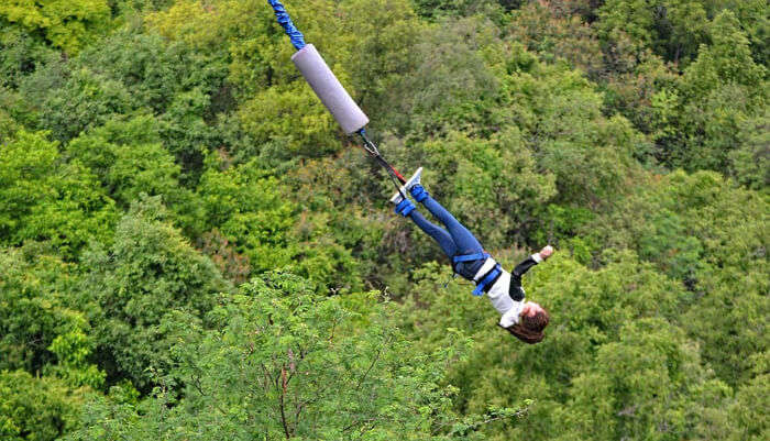 Bungee Jumping Experience in Thailand
