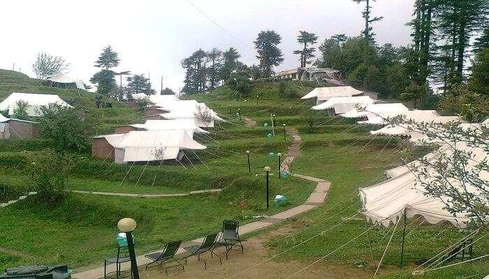 Camp Carnival Kanatal