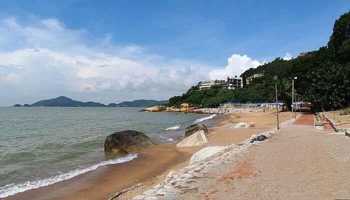 Cheoc Van Beach In Macau