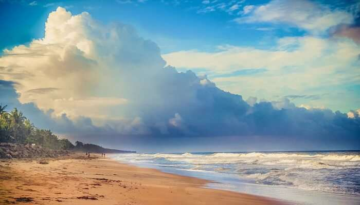 Cherai Beach In Mallapuram