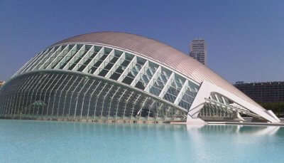 Arts and Sciences Museum in Spain