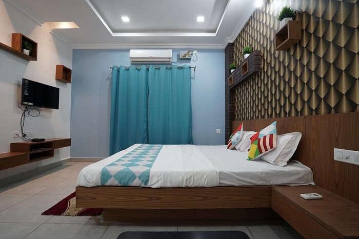 Comfortable home in Odisha