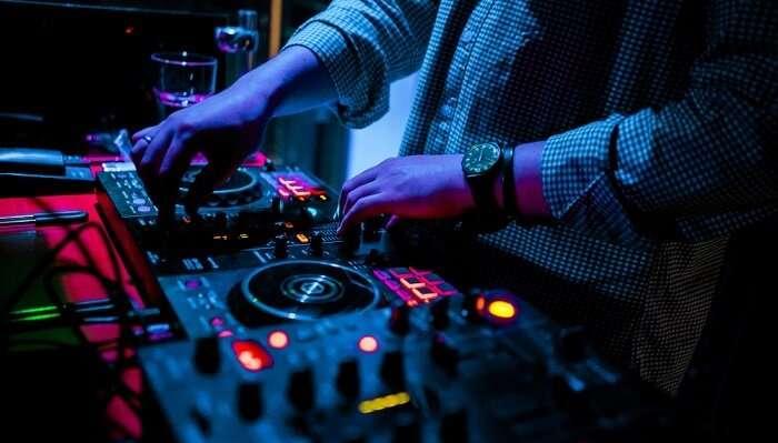 DJ in Bhubaneswar