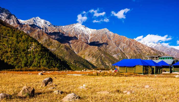 Best Camping In Auli